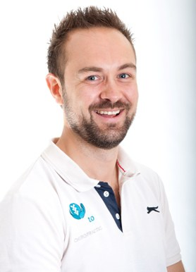 Mark Davies of Help To Health Chiropractic in rayleigh, Essex